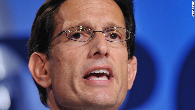 Cantor: GOP direction not American worry