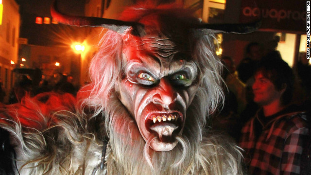 """Krampus"" also started rolling out overseas where it grossed $3.3 million."