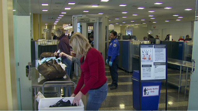 Fiscal cliff could hurt air travel