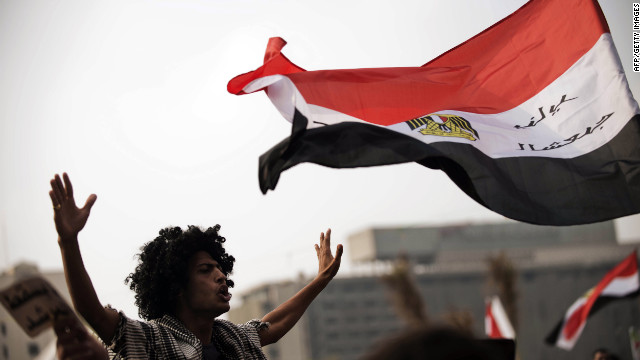 Cairo protester: Why we demonstrate