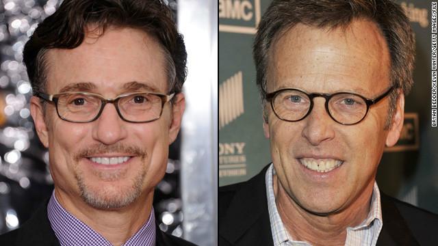 "AMC has ordered pilots from ""Bones"" EP Barry Josephson, left, and ""Breaking Bad"" EP Mark Johnson."