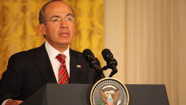 Der Spiegel reports that the NSA hacked the public e-mail account of former Mexican President Felipe Calderon.