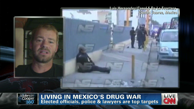 Drug war violence spreads in Mexico