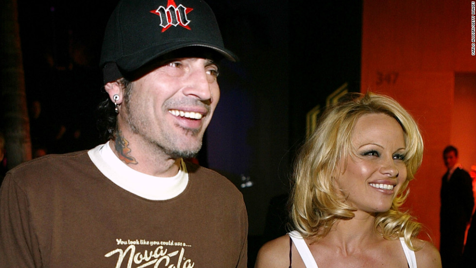 "Their divorce in 1998 was messy and the custody battle over their two sons was even more so. At one point during the custody trial, Anderson said she had <a href=""http://articles.cnn.com/2002-03-20/entertainment/pamela.anderson.hepatitis_1_liver-disease-hepatitis-viral-infection?_s=PM:SHOWBIZ"" target=""_blank"">contracted hepatitis C</a> from sharing an infected tattoo needle with Lee. In 2002 they decided to share custody."