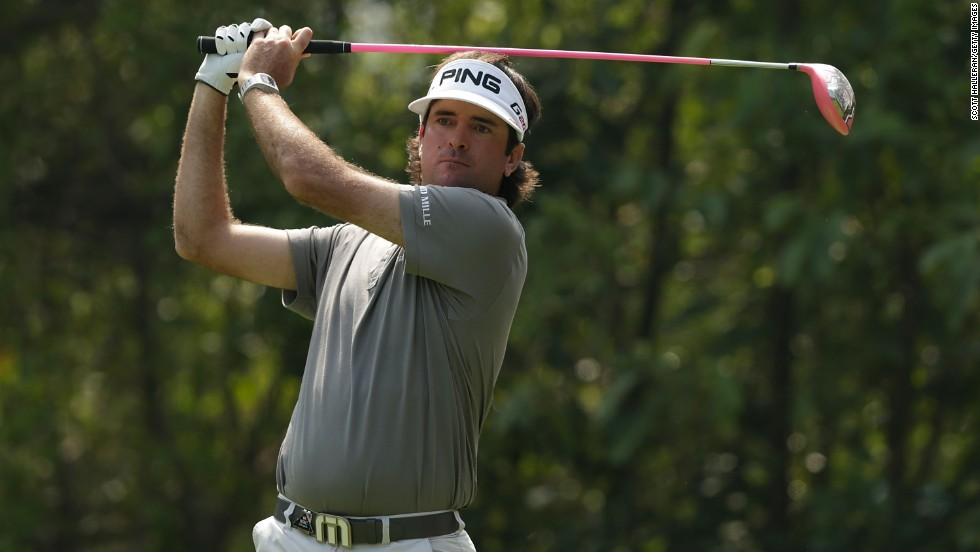 "2012 Masters winner Bubba Watson says he and his wife gave their lives to Jesus in 2004 when they were baptized together while dating. Watson is very public with his faith, often tweeting Bible verses. On Easter in 2012, Watson <a href=""http://edition.cnn.com/2012/04/10/sport/golf/golf-bubba-watson-internet-sensation/index.html "" target=""_blank"">tweeted ""To God be the Glory""</a> after his Masters win, and his wife tweeted a picture of her reading the Bible to their infant. The <a href=""https://twitter.com/bubbawatson "" target=""_blank"">golfer often uses the hashtag</a> #GodisGood."