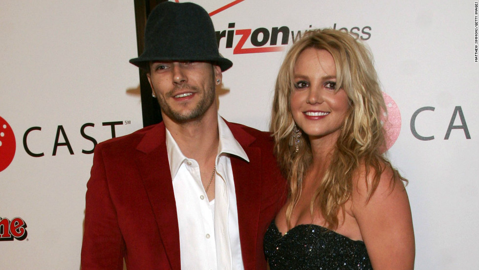 """The courts awarded custody of Britney Spears' two sons to their dad, Kevin Federline, in 2007, and at one point Spears <a href=""""http://www.cnn.com/2007/SHOWBIZ/Music/10/18/britney.children/index.html"""" target=""""_blank"""">actually lost the right</a> to visit the kids. Spears and Federline are said to be on better terms these days, and she is often photographed with their boys."""