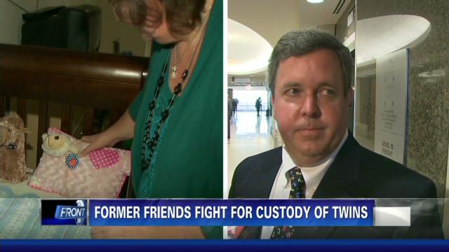 'Surrogate' custody battle continues