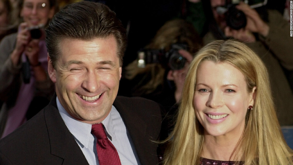 "Baldwin had a contentious divorce from actress Kim Basinger in 2002, which included a custody battle over their daughter, Ireland. The pair had <a href=""http://www.people.com/people/archive/article/0,,20133526,00.html"" target=""_blank"">a passionate and stormy nine-year marriage. </a>"