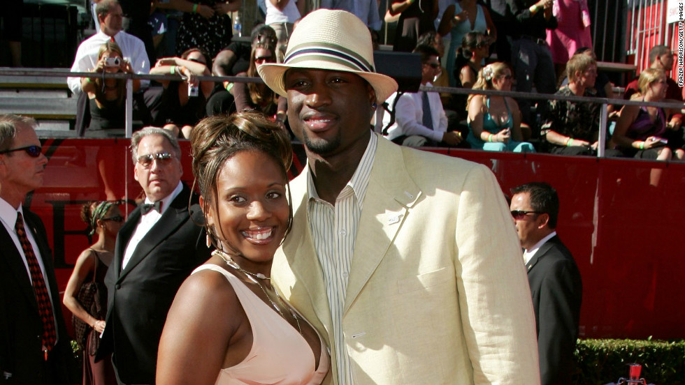 "The basketball player <a href="" http://www.cbssports.com/nba/story/19391096/ugly-custody-saga-sheds-new-light-on-wade-as-a-father-and-a-role-model"" target=""_blank"">spent years in the courts</a> with his ex-wife before winning custody of his two sons in 2011. The experience so impacted his life that in 2012 he released a book titled ""A Father First: How My Life Became Bigger Than Basketball."""