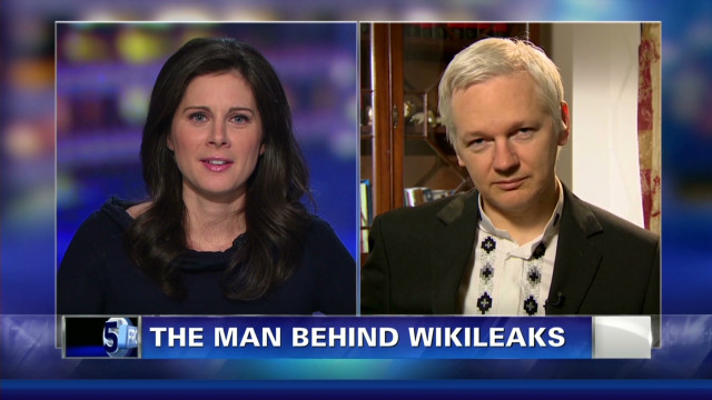 One on one with Julian Assange