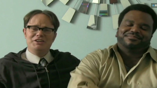 'The Office' spoofs Angus T. Jones rant