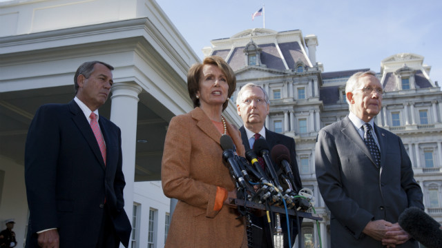 If Congress and the president don't act during the 2012 lame duck session, the country could fall off the fiscal cliff.