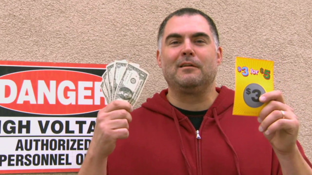 Conan's surefire winning lottery ticket