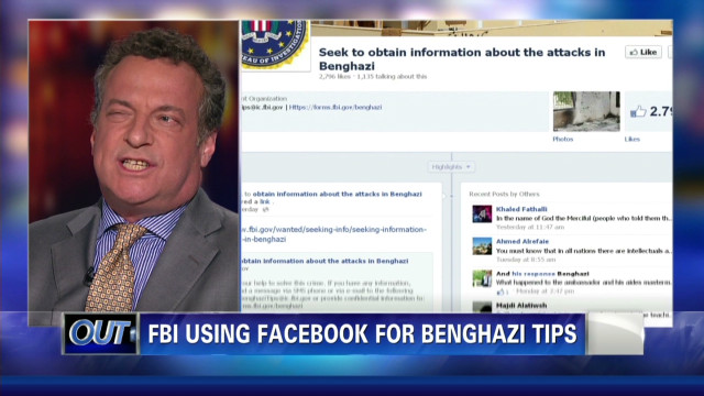 FBI seeking Benghazi tips on Facebook