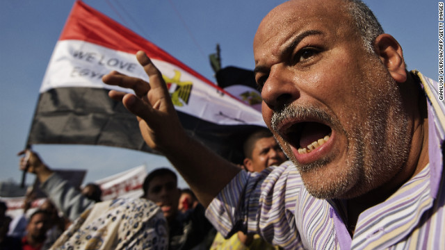 Egypt's media blackout