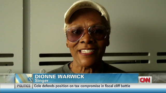 Best Advice: Dionne Warwick