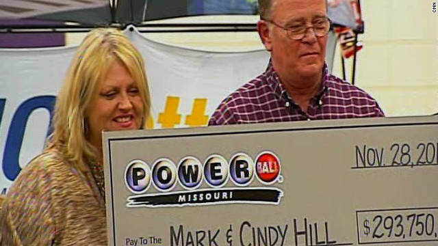 Missouri Powerball winners come forward