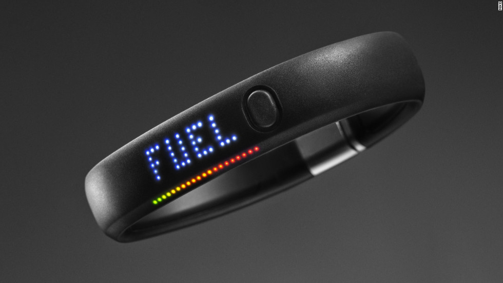 "With so many fitness trackers on the market, it's hard to know which one to choose. This year, Health staffers were sporting the Nike+ Fuelband ($150, <a href=""http://www.nike.com"" target=""_blank"">nike.com</a>). Running, dancing, walking down the street -- it's all measured by this sleek wristband and turned into ""NikeFuel,"" a points snapshot of how active you are. Got a competitive streak? You can share your score (and compare it with your friends') via social media like Facebook and Twitter."