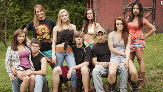 "MTV's ""Buckwild"" follows nine young adults through their lives in West Virginia."