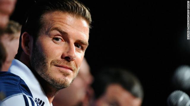 David Beckham's U.S. soccer legacy