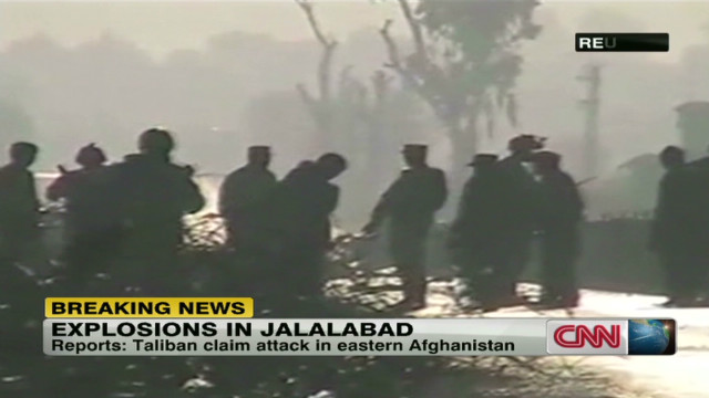 Taliban claim attack in Afghanistan