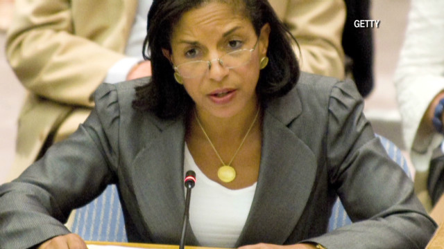Susan Rice: Withdrawal best for country