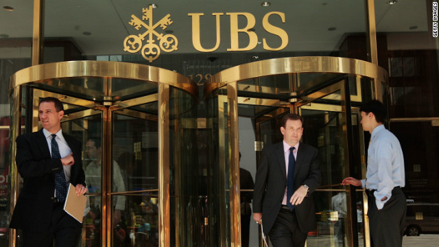 UBS faces fine of over $500m, sources say.