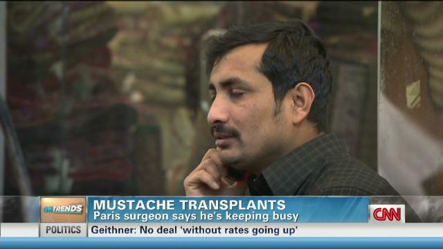 CNN Trends: Monday, December 3, 2012