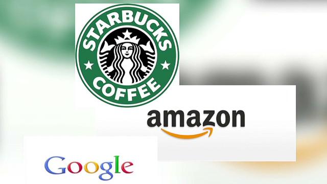 UK tax 'outrage' over U.S. companies