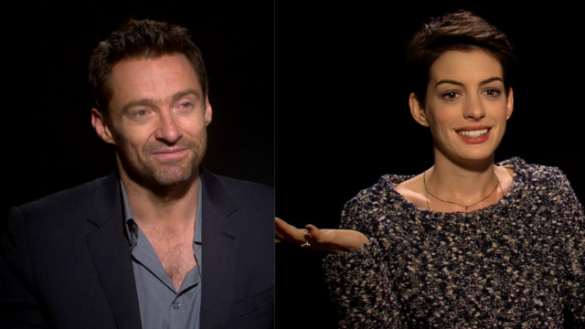 Les Mis actors talk role transformations