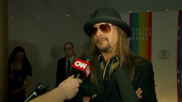 Kid Rock to Obama:  'No hard feelings'