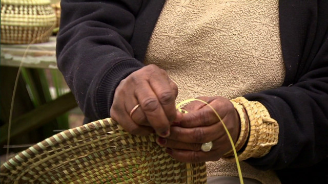 Handicraft connects Gullah to ancestors