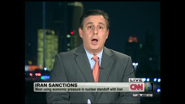 US lead efforts to sanction Iran