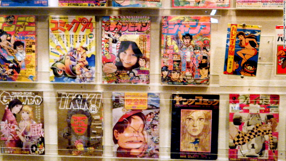 The Kyoto International Manga Museum is a joint project of Kyoto City and Kyoto Seika University, It's meant both as a place for tourists to view permanent collections of Japanese comics and students to study the history of the art form.