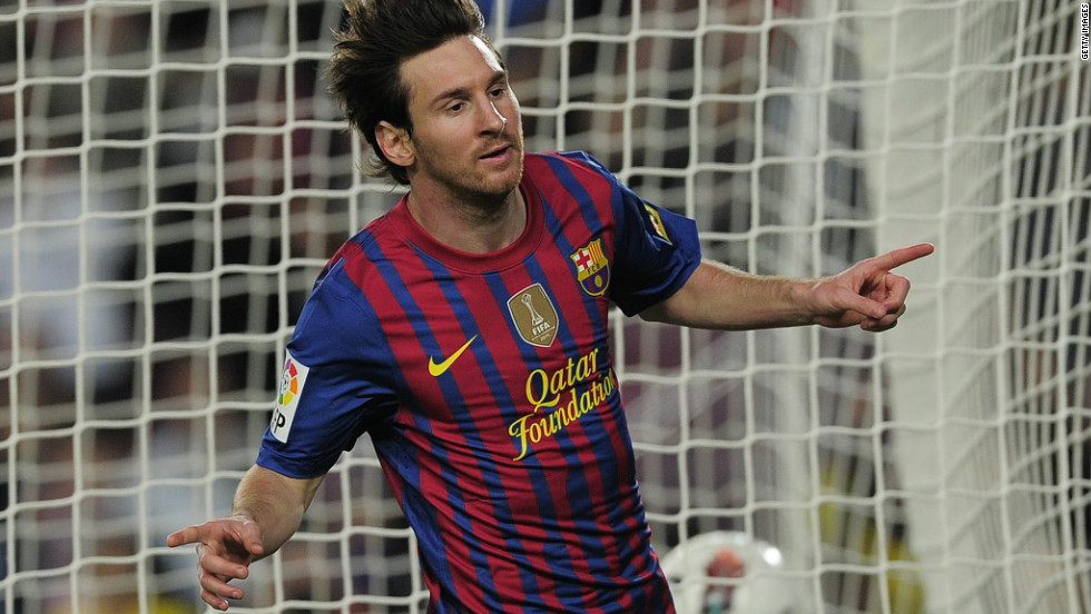 A hat-trick against Malaga in May took Messi to 68 goals for the 2011-12 season, edging him past the record for goals in a European season set by Bayern Munich's Muller in 1972-73.