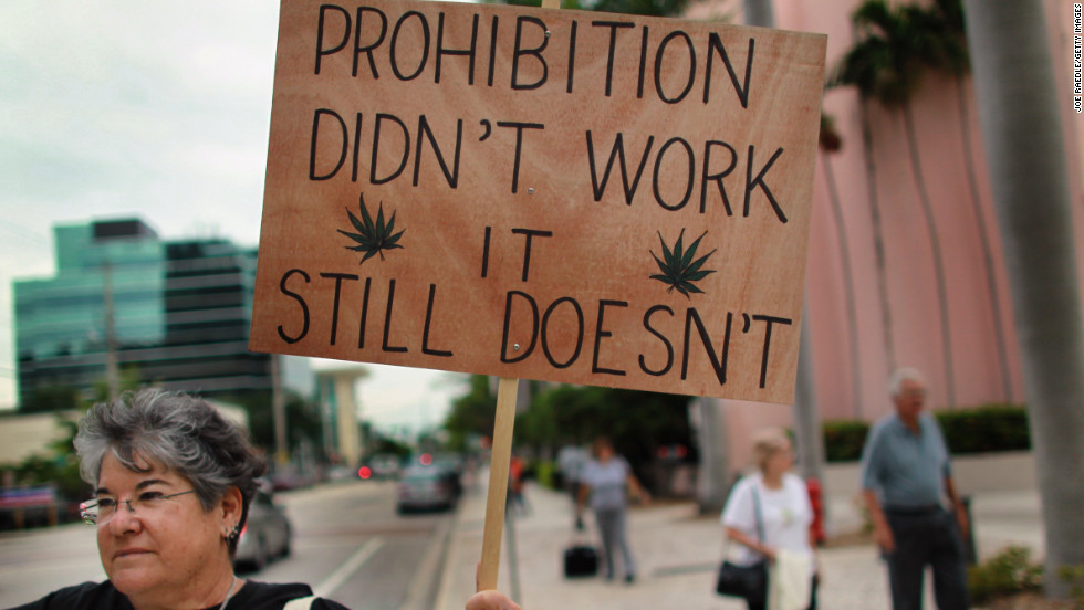 war on drugs failure