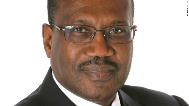 Dr Hamadoun I Toure