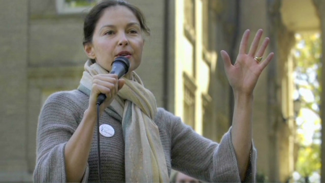 2012: Ashley Judd explores Senate run
