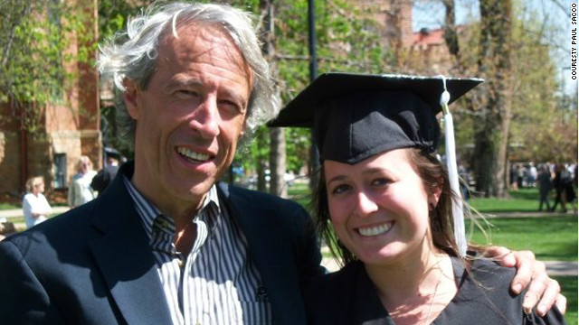 "Paul Sacco spent more than a year recording ""Finding Aubrey"" after his daughter, Aubrey Sacco, disappeared in Nepal in April 2010."