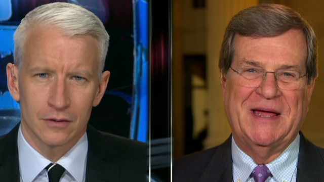 ac trent lott fiscal cliff interview_00011222