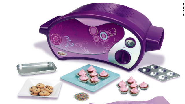 Hasbro's Easy-Bake Ultimate Oven
