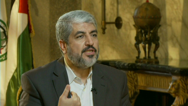 Hamas leader heading to Gaza