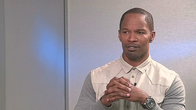 Jamie Foxx on 'Django Unchained'