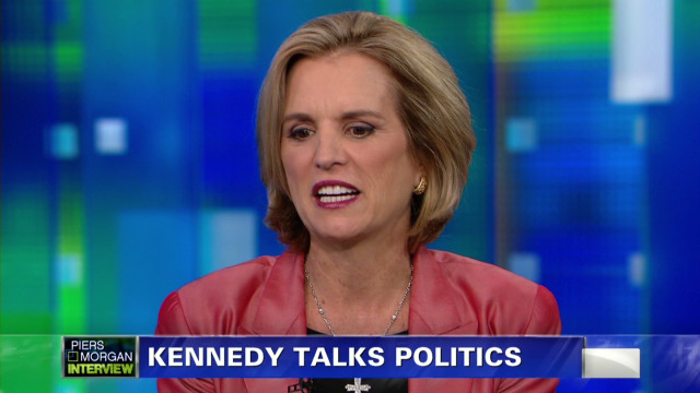 Kerry Kennedy on the Tea Party