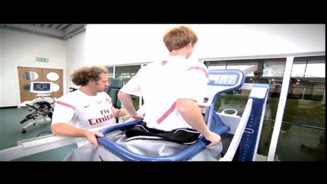 Arsenal's Training Facilities