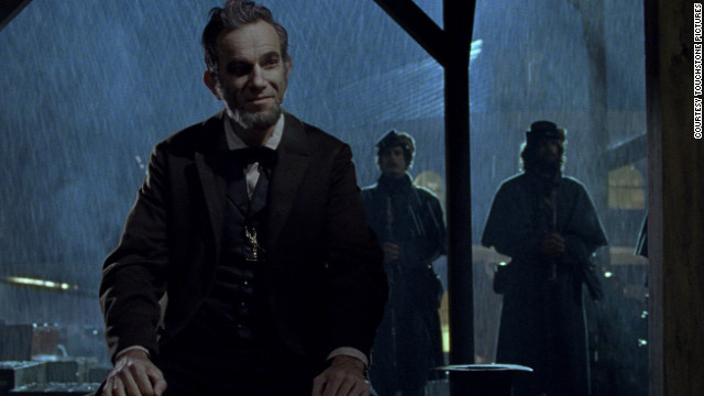'Lincoln' tops BAFTA nominations
