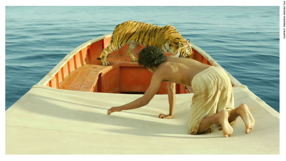 "Ang Lee's ""Life of Pi,"" based on the best-selling book, has gotten off to a strong start at the box office."