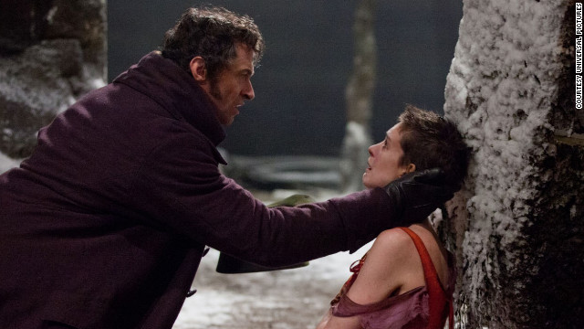 'Les Miserables' actors talk role transformations