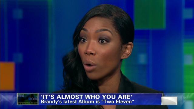 Brandy remembers Whitney Houston