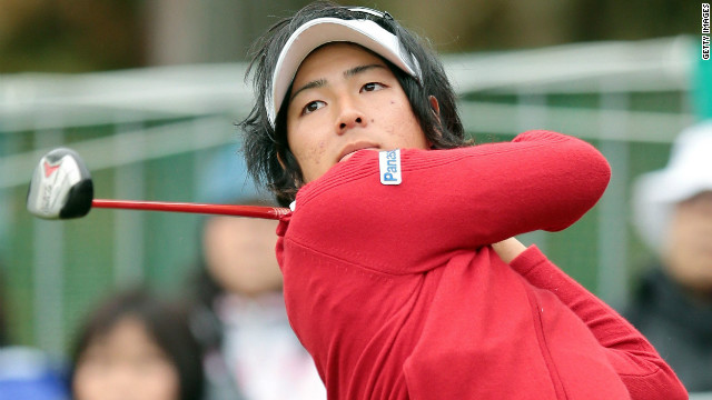 Ryo Ishikawa is one of Japan's biggest hopes for the country's first major title.
